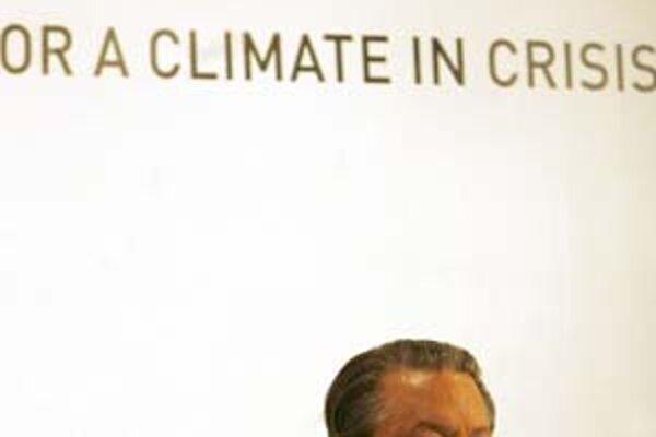Al Gore pomáha koncertom proti otepľovaniu.