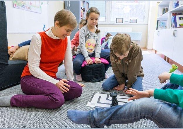 Vyučovanie v Makovičkách