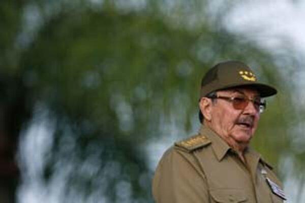 Generál Raúl Castro.