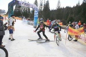 V jeden deň sa stretnú beh, skialp, freeride, bicykel akajak. To je Liptov Ride.