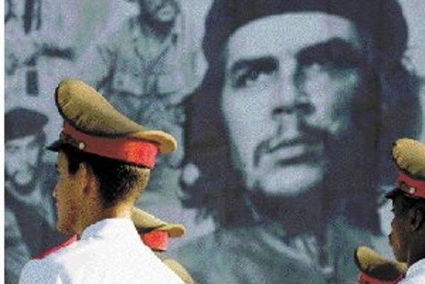 Santa Clara spolubojovníka Che.