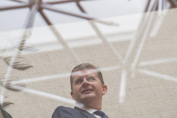 Minister Peter Žiga.