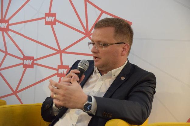 Michal Zábovský – riaditeľ Univerzitného vedeckého parku Žilinskej univerzity v Žiline.