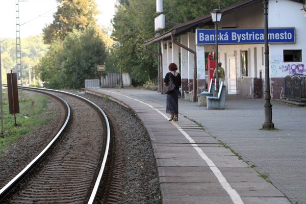 Dočkáme sa medzi Bystricou a Zvolenom druhej koľaje?