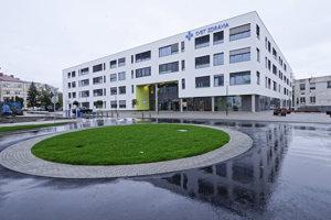 Nové centrum pre mozgové príhody bude v nemocnici v Michalovciach, ktorá patrí Svetu zdravia