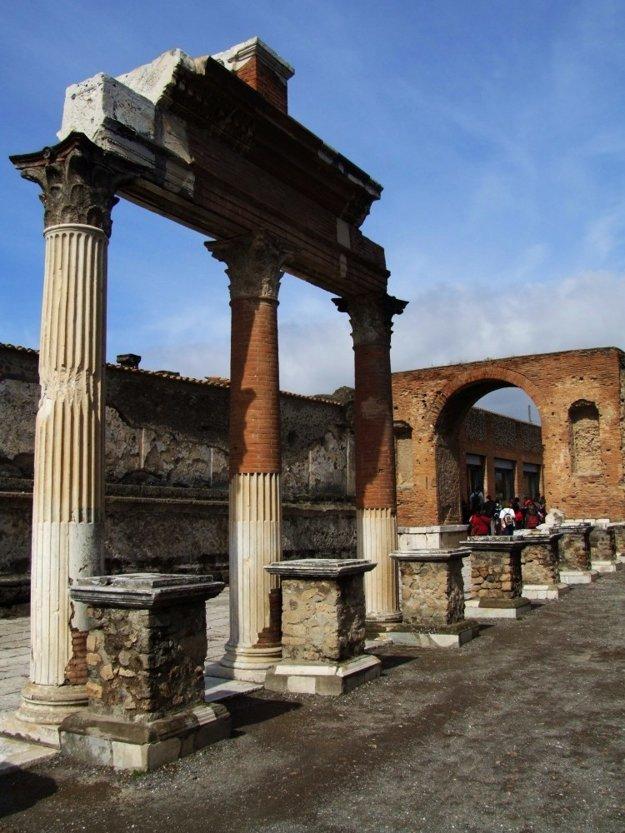 Na rímskom Fóre