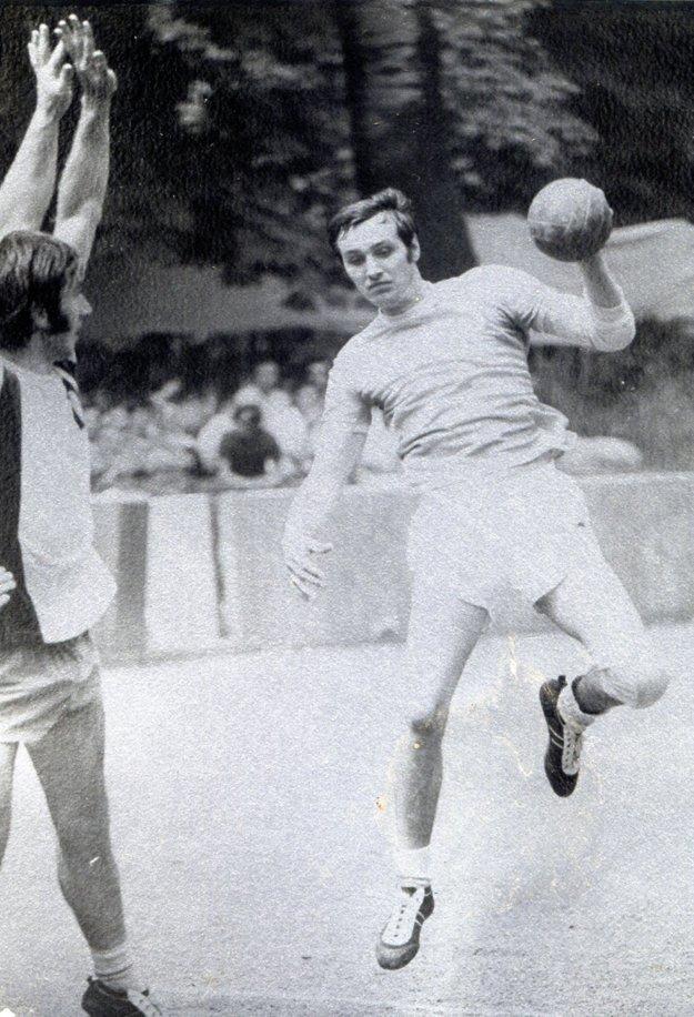 Ľavačka Františka Kavuliča bola parádna, na konto si pripísal stovky gólov.