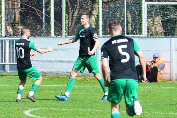 Futbalisti Nededu získali dôležité tri body v Čeľadiciach.