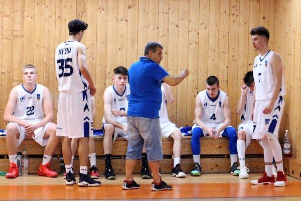 Kadeti BKM SPU Nitra, zverenci Róberta Andu, majú šancu dosiahnuť veľký úspech pre nitriansky basketbal.