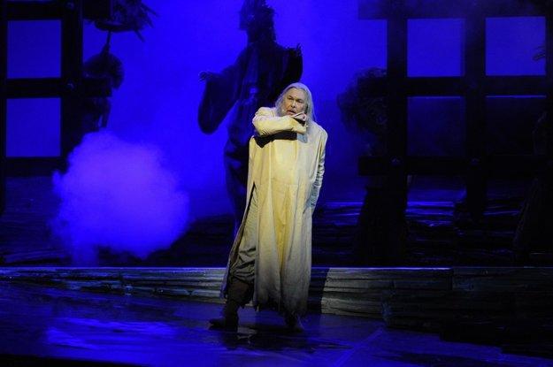 Peter Mikuláš ako Svätopluk