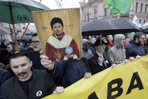 Pavel Durov ako ruská ikona.