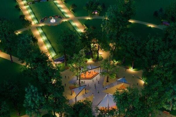 Takto by mohol v budúcnosti vyzerať Mestský park.