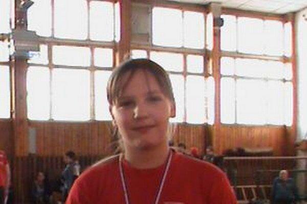 Sabina Trnovcová.