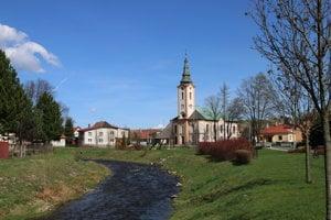 Rázovitá podtatranská obec Važec