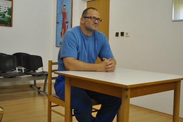 Borža pri rozhodovaní o jeho žiadosti vo väznici v Košiciach Šaci.