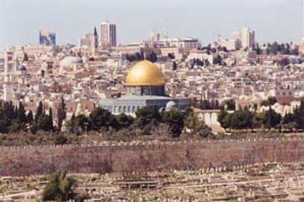 Dnešný Jeruzalem.