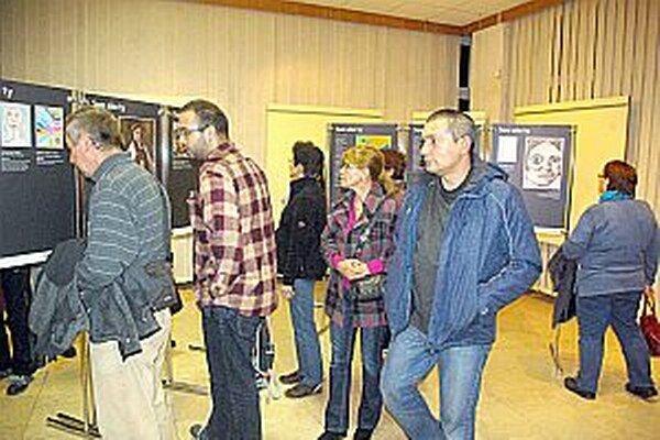 Výstava zaujala aj v iných mestách.