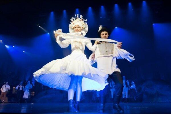 Muzikál Nikola Šuhaj prinesie DJZ v piatok o 10.00 hod. na veľkej scéne divadla.