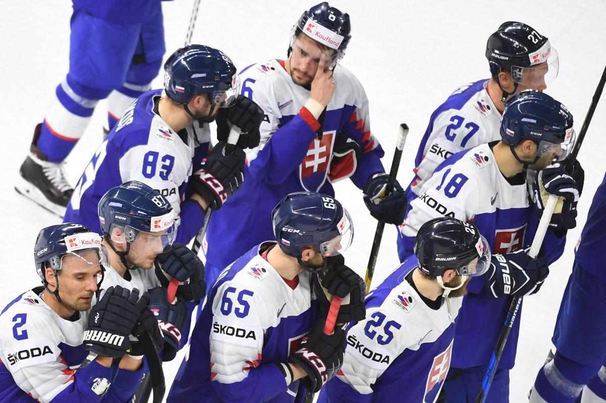 a0196daa219f6 Slovensko : Švédsko - Online prenos - MS v hokeji 2018 - Šport SME