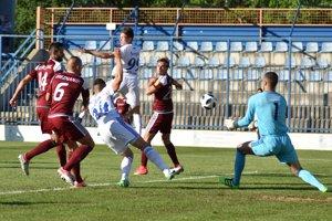 Michalovce ostali v hre osiedmu priečku zaručujúcu baráž oEurópsku ligu.