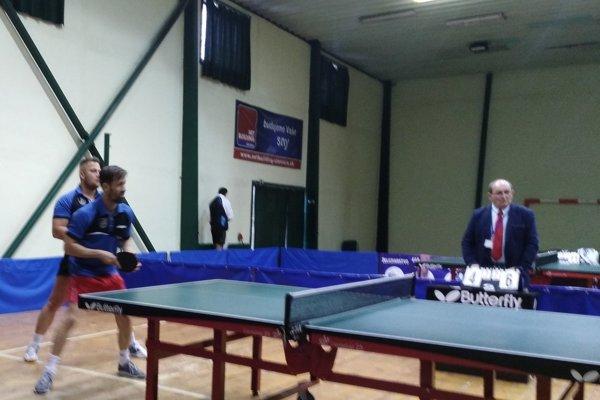 Stolní tenisti zo Starej Ľubovne predviedli vzápasoch výborné výkony.