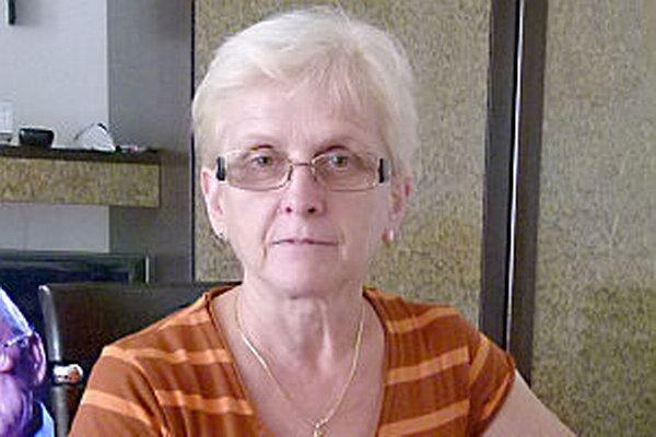 Božena Hrudkayová