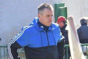 Vladislav Brisuda, tréner TJ Slovan Skalité.