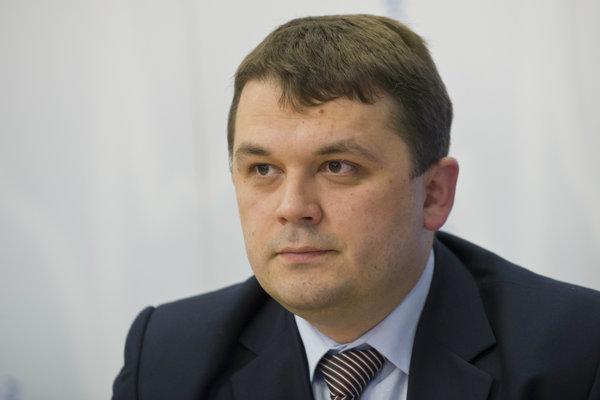 Šéf Slovenskej lekárnickej komory Ondrej Sukeľ.