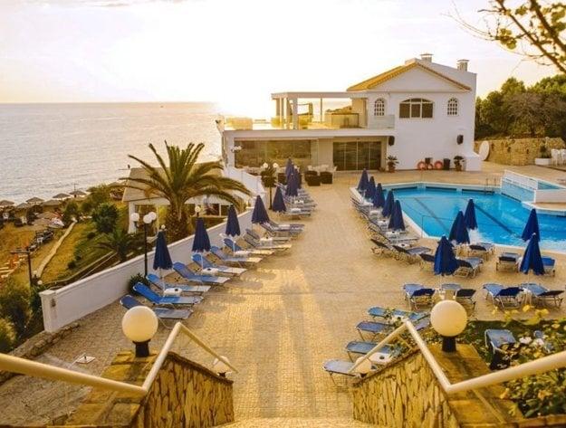 SENTIDO Alexandra Beach Resort 4*.