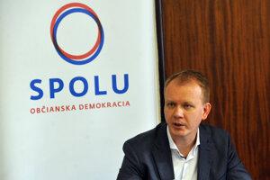Miroslav Beblavý sa v novej strane Spolu už na investigatívu nesústredí.