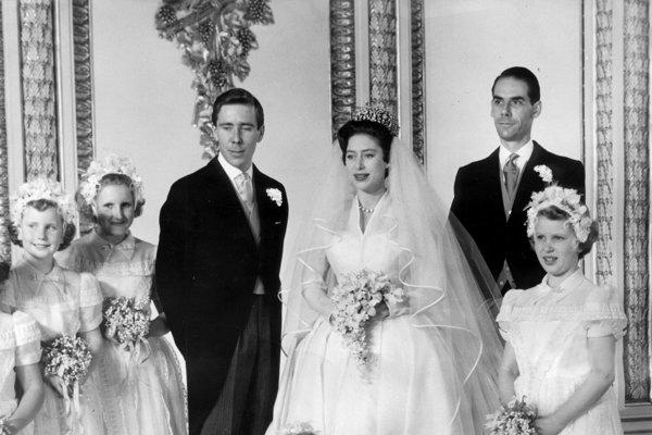 Princezná Margaret a Antony Armstrong Jones, 6. máj 1960.