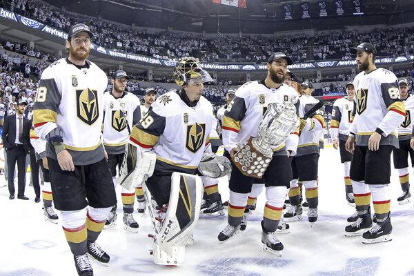 Vegas pokračuje v senzačnej sezóne.