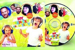 CD Deň detí nájdete vložené v týždenníkoch MY.