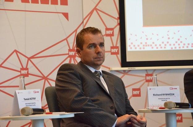 Tomáš Kútny, obchodný riaditeľ spoločnosti tnTel