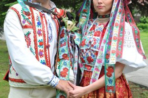 Ponické svadobné party obdivujú aj vo svete.