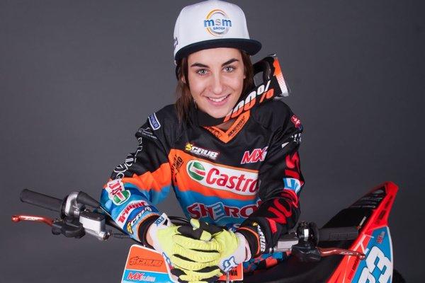 Silvia Koričárová.
