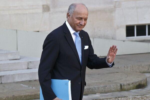 Laurent Fabius odchádza z postu ministra zahraničných vecí.
