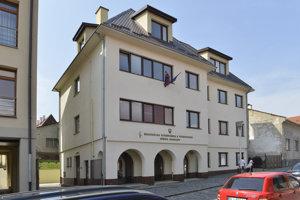 Na snímke budova Regionálnej veterinárnej a potravinovej správy na Stöcklovej ulici v Bardejove.