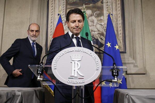 V Taliansku zlyhal pokus o vytvorenie prvej populistickej vlády