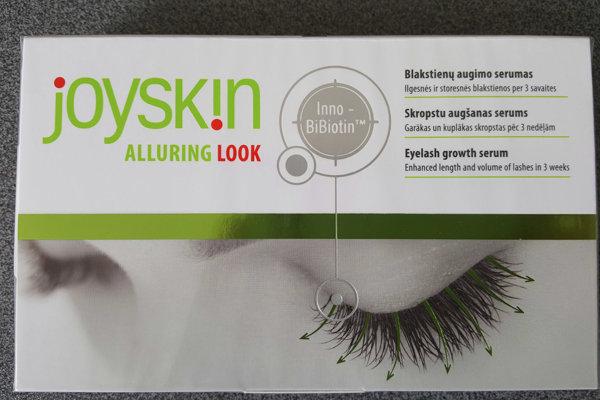 Ide o sérum s názvom Joyskin Alluring Look od značky Joyskin.