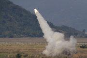 Americký raketový systém HIMARS.