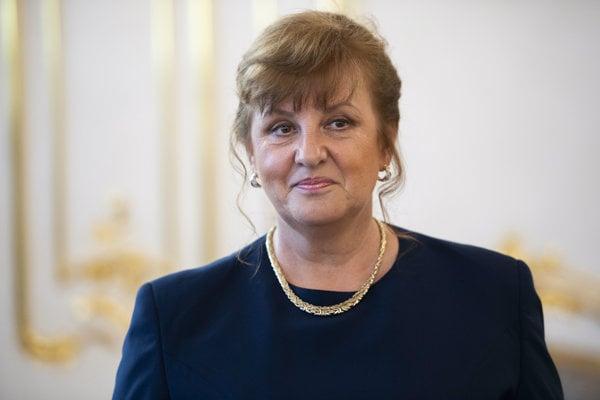 Jarmila Urbancová.