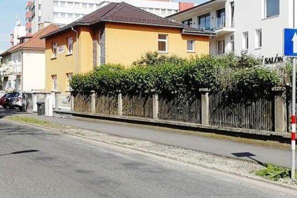 Karpatská ulica.