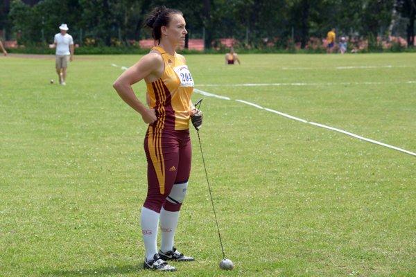 Martina Hrašnová vytvorila rekord.