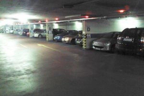 Aj toto parkovisko onedlho spoplatnia.