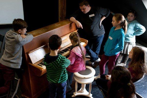 Mladí hudobníci ukázali, čo sa v nich skrýva.