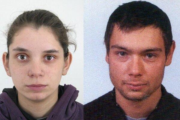 Polícia pátra po 28-ročnej Gyöngyi Horváthovej z Fiľakova a 32-ročnom  Jánovi Silárdiovi, trvale bytom Pliešovce.