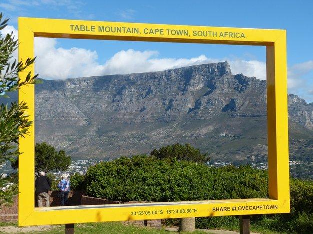 Stolová hora, Kapské mesto.