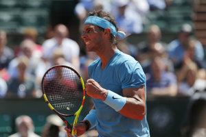 Rafael Nadal postúpil do semifinále.