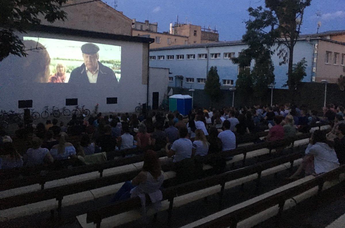 cee7bd735 Letné Kino Pocity bude premietať v záhradnom kine v utorky - Korzár SME